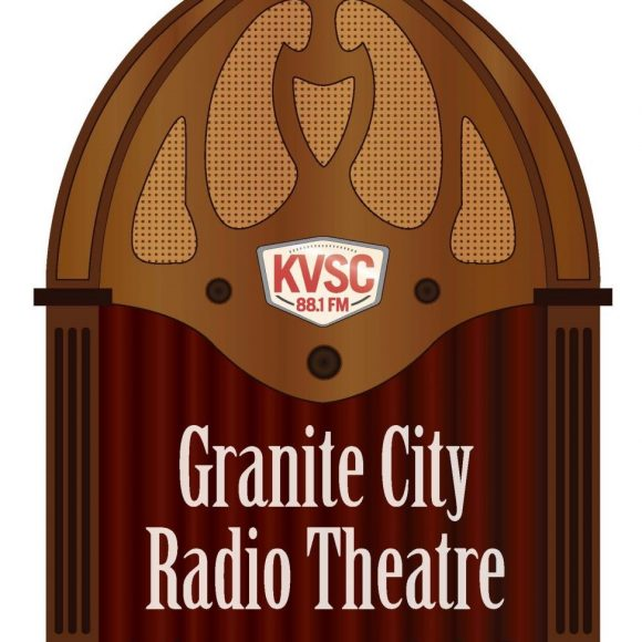 Granite City Radio Theater Logo