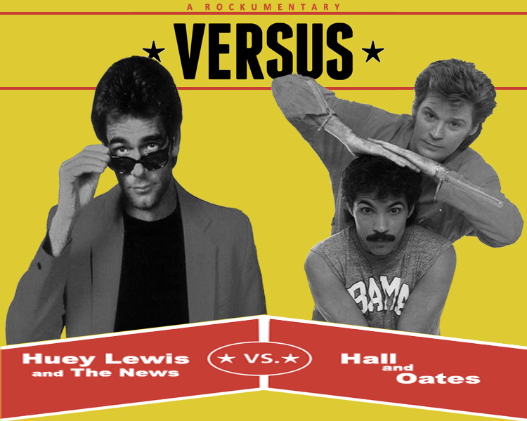 Throwbacks: Huey vs Hall & Oates