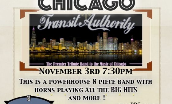 Transit Authority poster