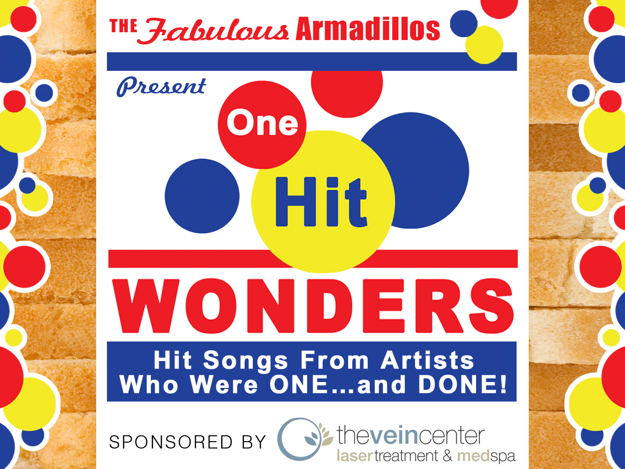 Fabulous Armadillos One Hit Wonders Pioneer Place On Fifth Theater
