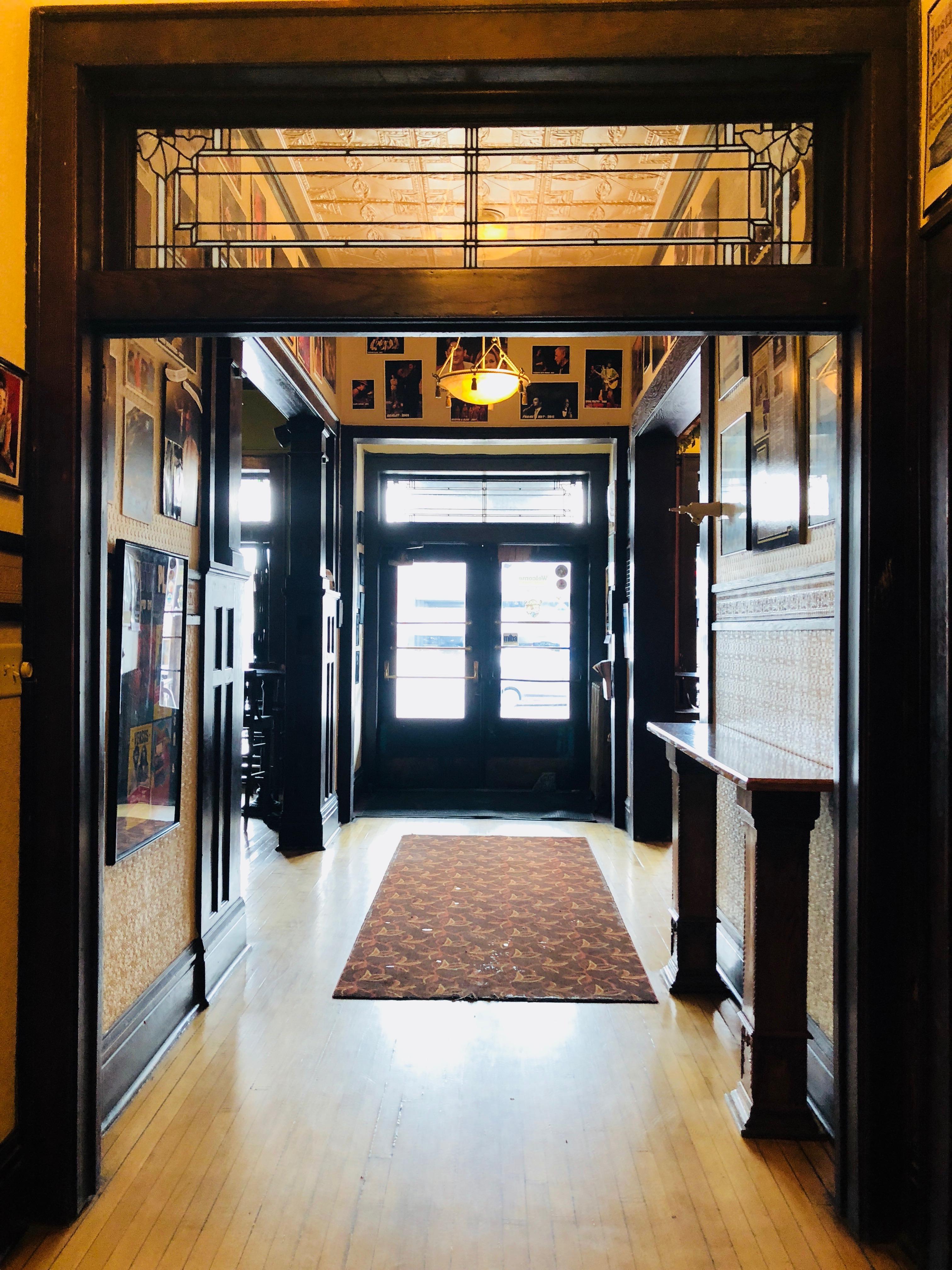 Veranda Front Door
