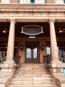 Pioneer Place front door